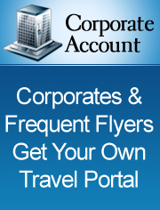 Corporate Account for Corporate and Business Travellers