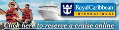 Book Online with Royal Caribbean