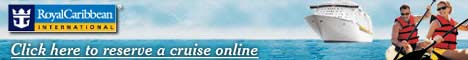 Book Online with Royal Caribbean International